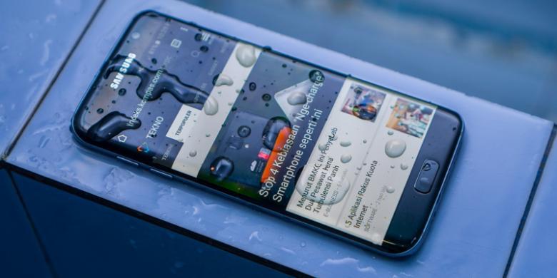 Samsung Untung Besar Berkat Galaxy S7