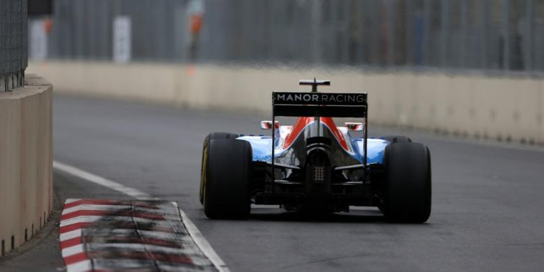 "Rio Catat Rekor Posisi Start, Rosberg Kunci ""Pole Position"""