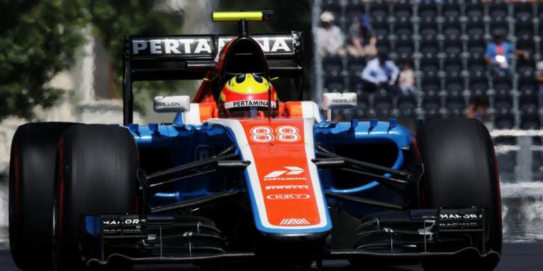Rosberg Sempurna, Rio Finis Terakhir