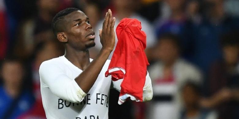 Sebut Kembali ke Man United bak Pulang Liburan, Pogba Minta Maaf ke Juventus