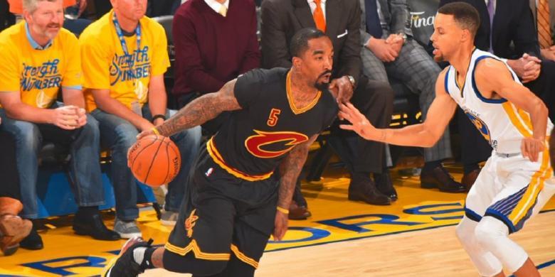 Catat Sejarah Baru, Cavaliers Juara NBA 2016