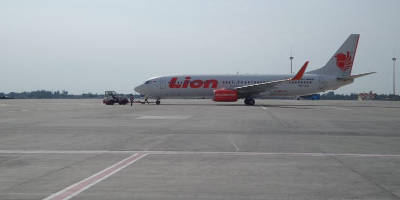 Lion Air Tambah Penerbangan Bandung-Surabaya