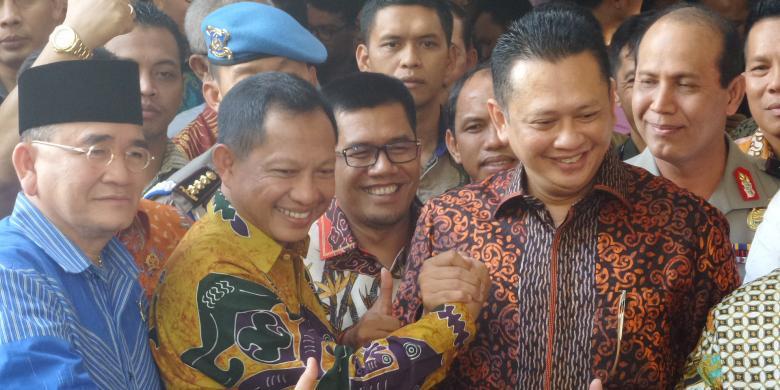 Ruhut: Tito Karnavian Orangnya Kalem, Tetapi Kalau Diganggu Pasti Melawan