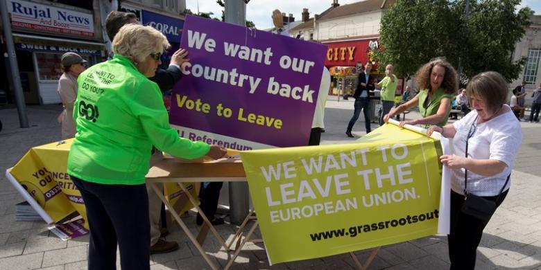 Apakah Inggris Keluar dari Uni Eropa? Hari Ini Penentuannya