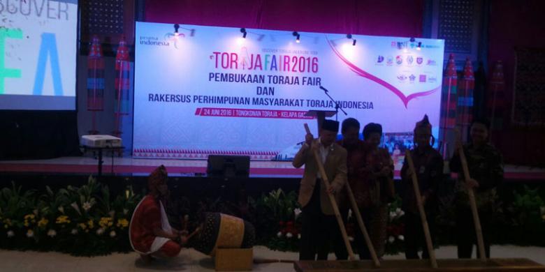 Yuk Ke Kelapa Gading, Ada Toraja Fair 2016