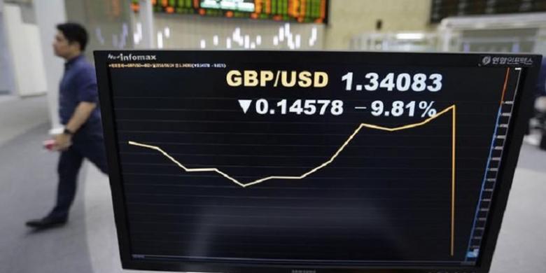 Inggris Cerai dari Uni Eropa, Dana Rp 28.350 Triliun Kabur dari Pasar Global