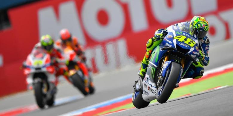 Rossi Akan Kembali Memakai Sasis Lama