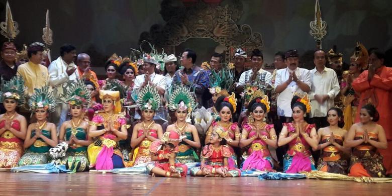 Konferensi Internasional Pertama Bhagawad Gita Digelar Di Bali