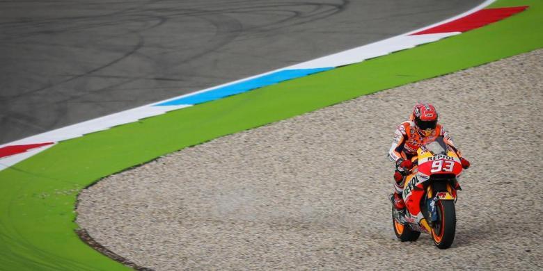 Klasemen Sementara MotoGP 2016