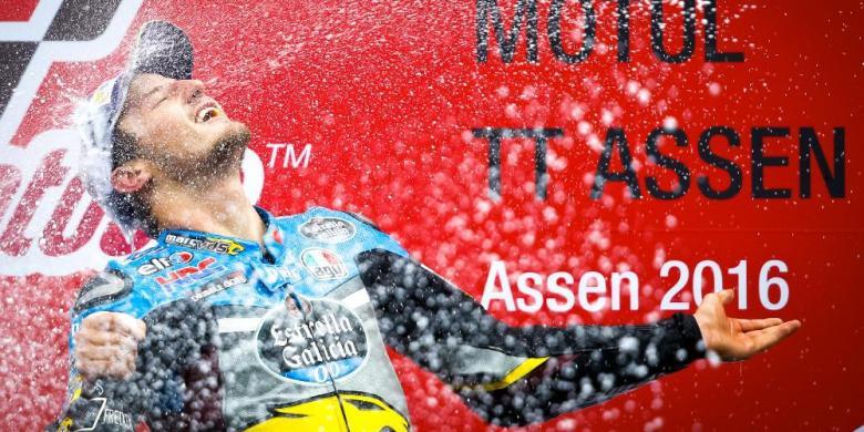 Ketika Lagu Kebangsaan Australia Kembali Terdengar Di Podium MotoGP