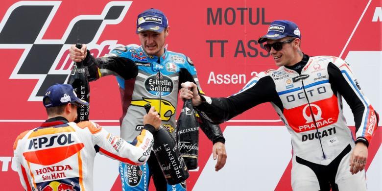 3 Juara Baru Muncul Ketika GP Belanda Digelar Pada Hari Minggu