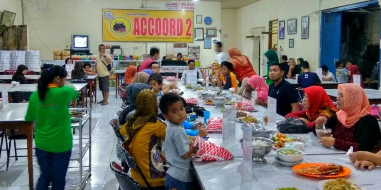 Yuk, Bersantap Di Restoran Tempat Jokowi Makan Siang