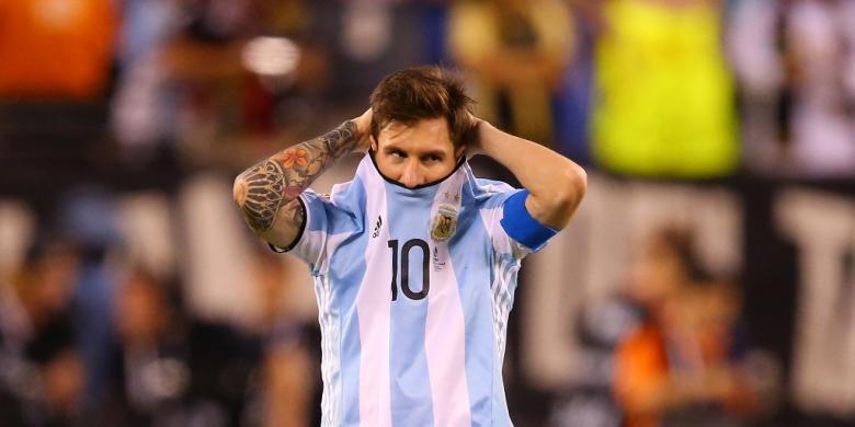 Ini Pernyataan Pelatih Argentina yang Bikin Messi Batal Pensiun