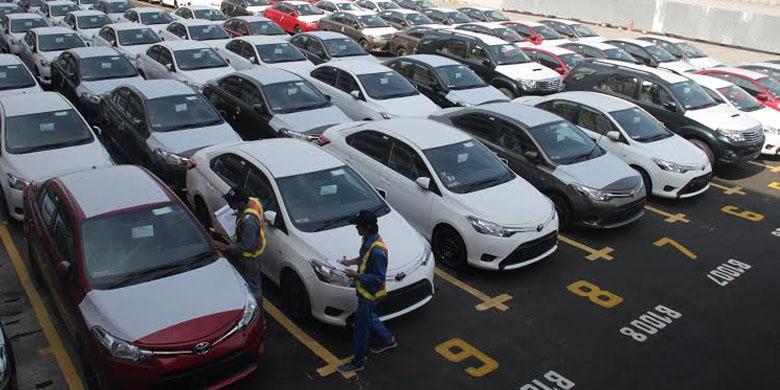Toyota Masih Jadi Eksportir Terbesar Di Indonesia