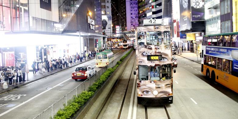 Ini Tipe Turis Indonesia Yang Doyan Berlibur Ke Hongkong