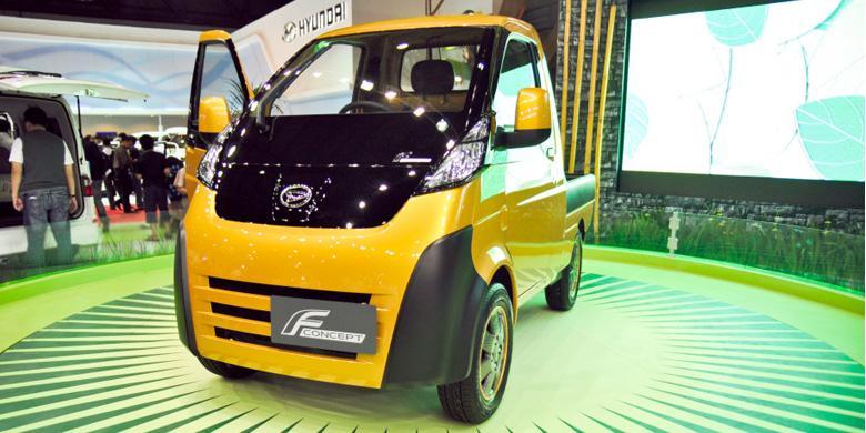 Toyota Dan Daihatsu Jadi Pemasok Mesin Mobil Perdesaan