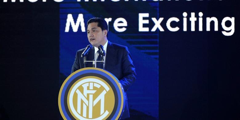 Erick Thohir Konfirmasi Tiga Pemain Incaran Inter Milan