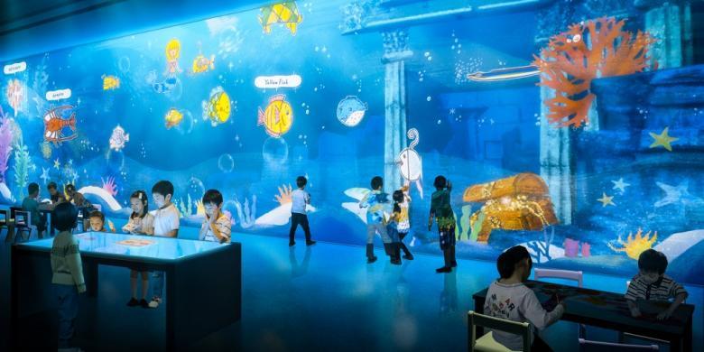 Liburan Di Singapura, Ini 2 Tempat Wisata Anak Terbaru