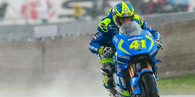 Espargaro Harus Tinggalkan Suzuki Karena Iannone
