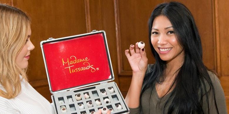 September, Patung Lilin Anggun C Sasmi Hadir Di Madame Tussauds Bangkok