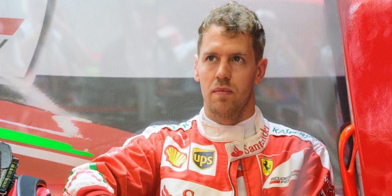 Vettel Kalahkan Duo Mercedes, Rio Ungguli Duo Sauber
