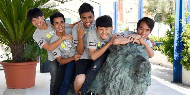 Mencari Ilmu Dan Menambah Teman Di VR46 Riders Academy Milik Rossi