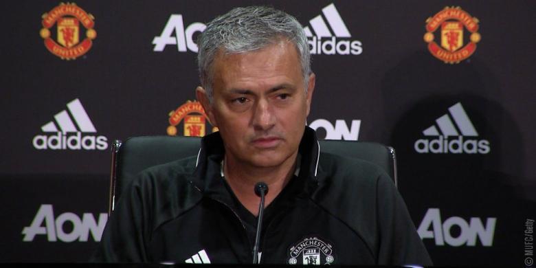 Mourinho: Saya Ingin Jadi Juara