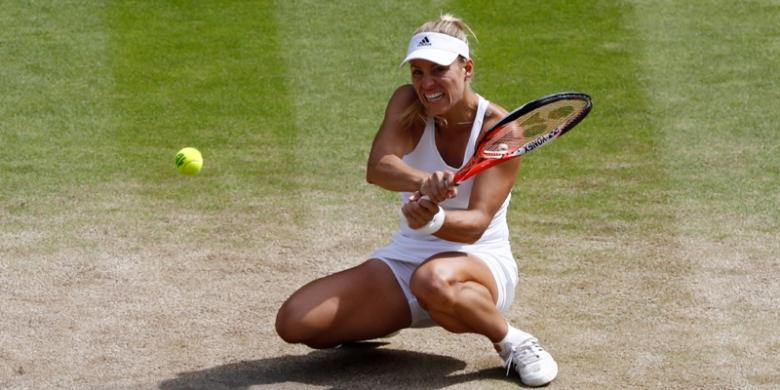 Angelique Kerber Kembali Bertemu Serena Williams Pada Final