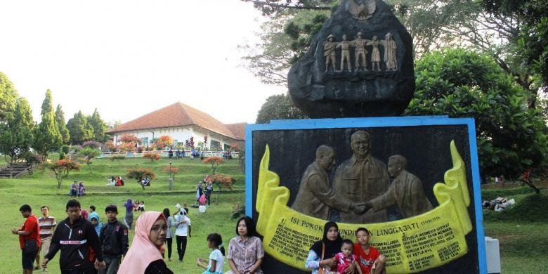 Menyelisik Misi Rahasia Soekarno Di Gedung Perundingan Linggarjati Kuningan