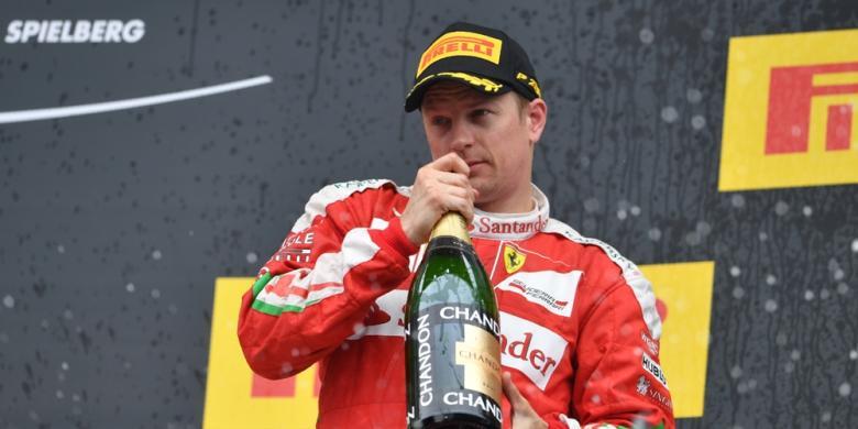 Kimi Raikkonen: Kami Sekarang Bisa Fokus Pada Balapan Saja