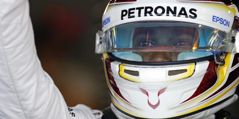 Hamilton Belum Tertandingi Pada Sesi Latihan GP Inggris