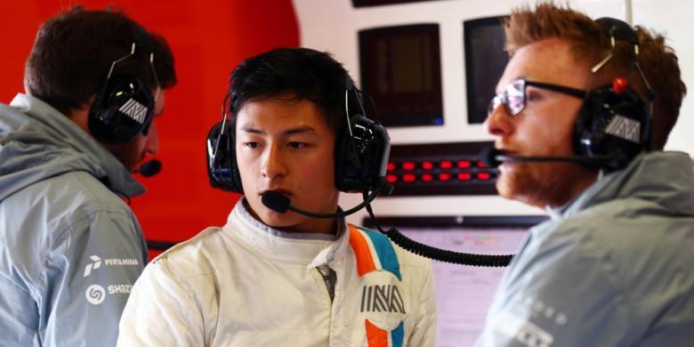 Rio Haryanto: Kami Bisa Kalahkan Sauber, Tetapi Renault Belum