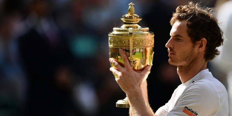 Andy Murray Jadi Pembawa Bendera Inggris Raya Di Olimpiade