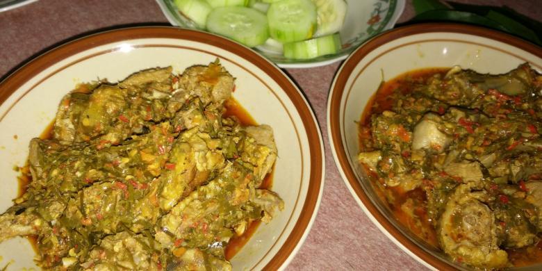 Geseng, Hidangan Lebaran Yang Langka Dari Desa Singolatren Banyuwangi