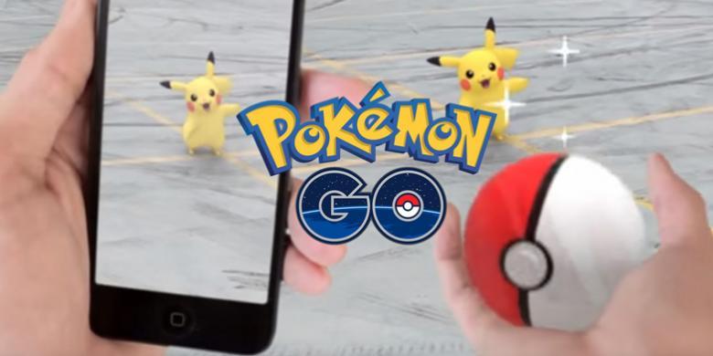 """""""Pokemon Go"""" Diperbarui, Fitur Penting Kembali"""
