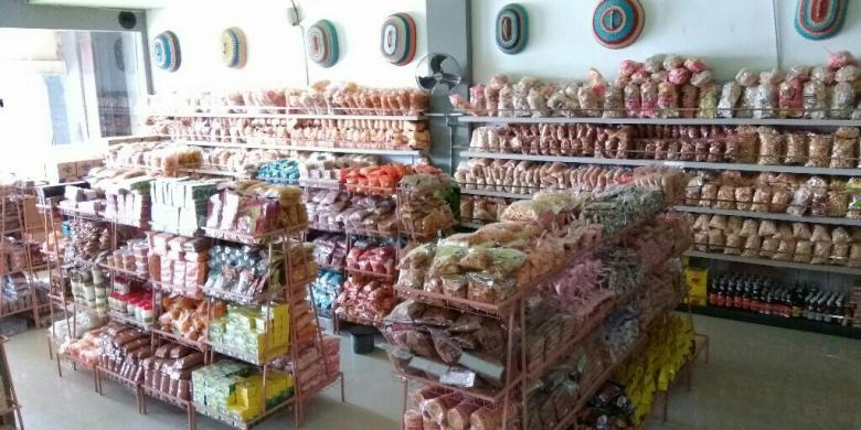 Ini 2 Tempat Belanja Oleh-Oleh Di Cirebon