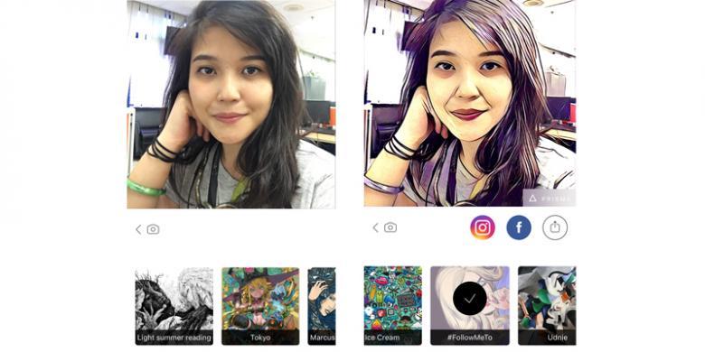 Aplikasi Foto Prisma Lambat? Ini Tips Mempercepat