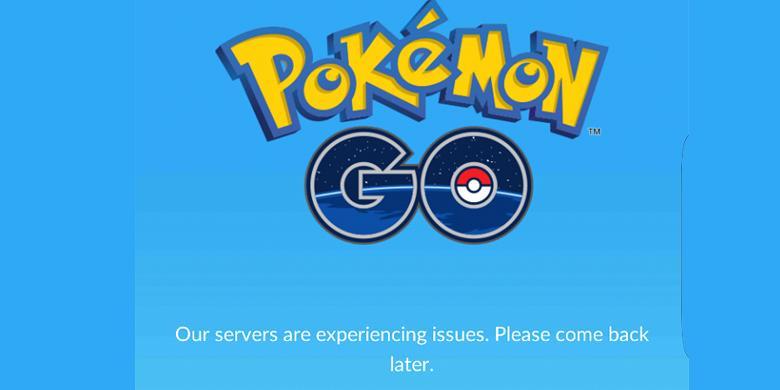 """Niantic Cari Orang Yang Bisa Perbaiki Masalah Server """"Pokemon Go"""""""
