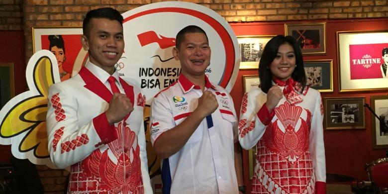 Budaya Indonesia Akan Diperkenalkan Saat Upacara Pembukaan Olimpiade Rio