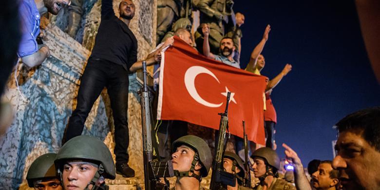 Kisah Mendebarkan Turis Indonesia Saat Kudeta Di Turki