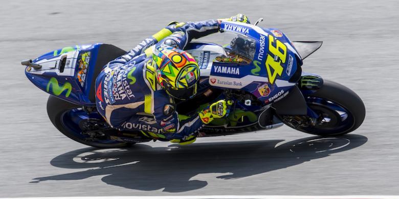 Rossi: Jika Cuaca Dingin, Kami Dalam Masalah
