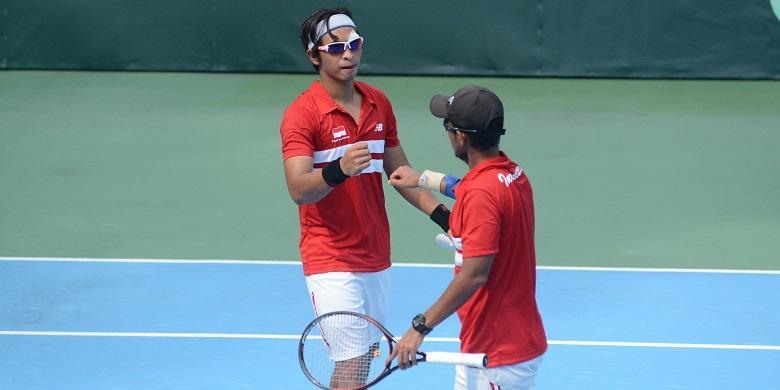 Indonesia Bertahan Di Grup II