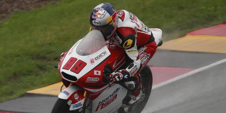 Pebalap Malaysia, Khairul Idham Pawi, Juara Moto3 Jerman