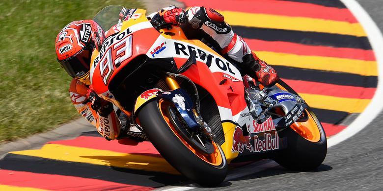 Dominasi Iannone-Marquez Pada Sesi Latihan GP Ceko