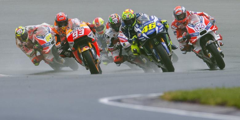 Rossi: Jika Ganti Motor Lebih Awal, Saya Bisa Finis Keenam