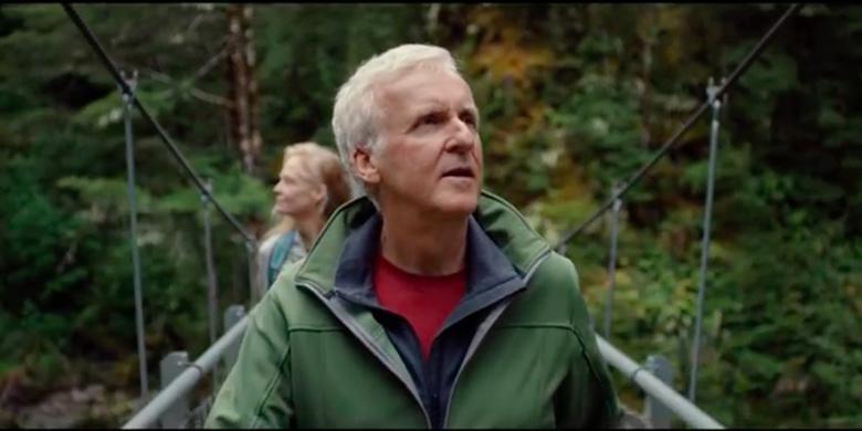 James Cameron Bintangi Video Pariwisata Selandia Baru