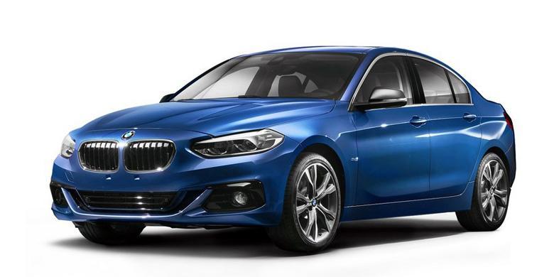 Nasib Kurang Baik BMW Seri 1 Di Indonesia