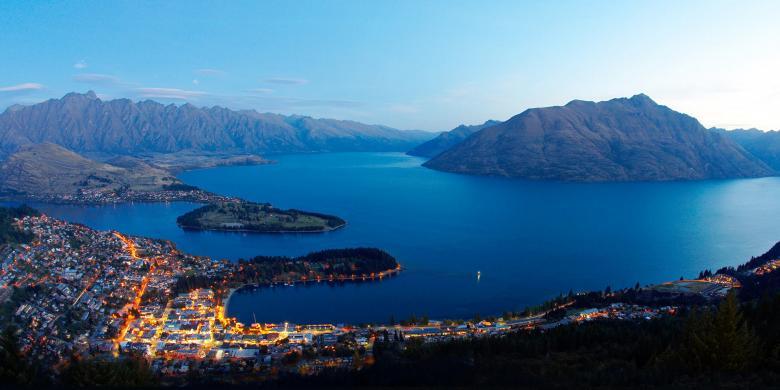 Pertama Kali Ke Selandia Baru? Ini Destinasi Wajibnya