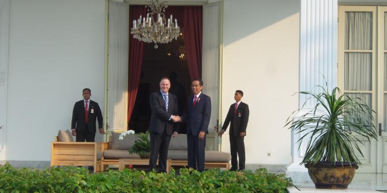 Jokowi Ubah Tradisi Istana soal Menyambut Tamu Negara