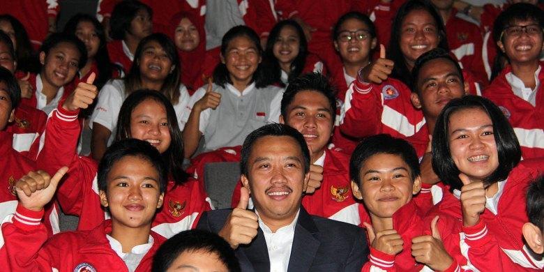 2223273pelepasan kontingen ASG raiky 2780x390 » Tak Boleh Ada Bonus Uang Untuk ASEAN Schools Games